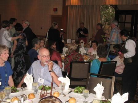 Friday night banquet